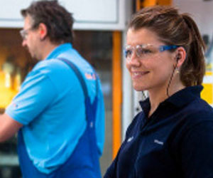 GKN attracts female talent