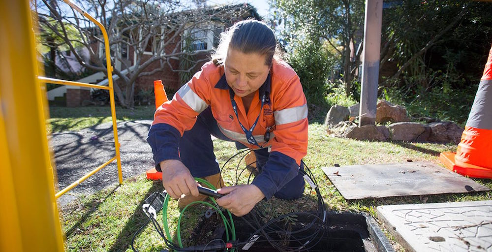Melanie Michaels is making history with nbn