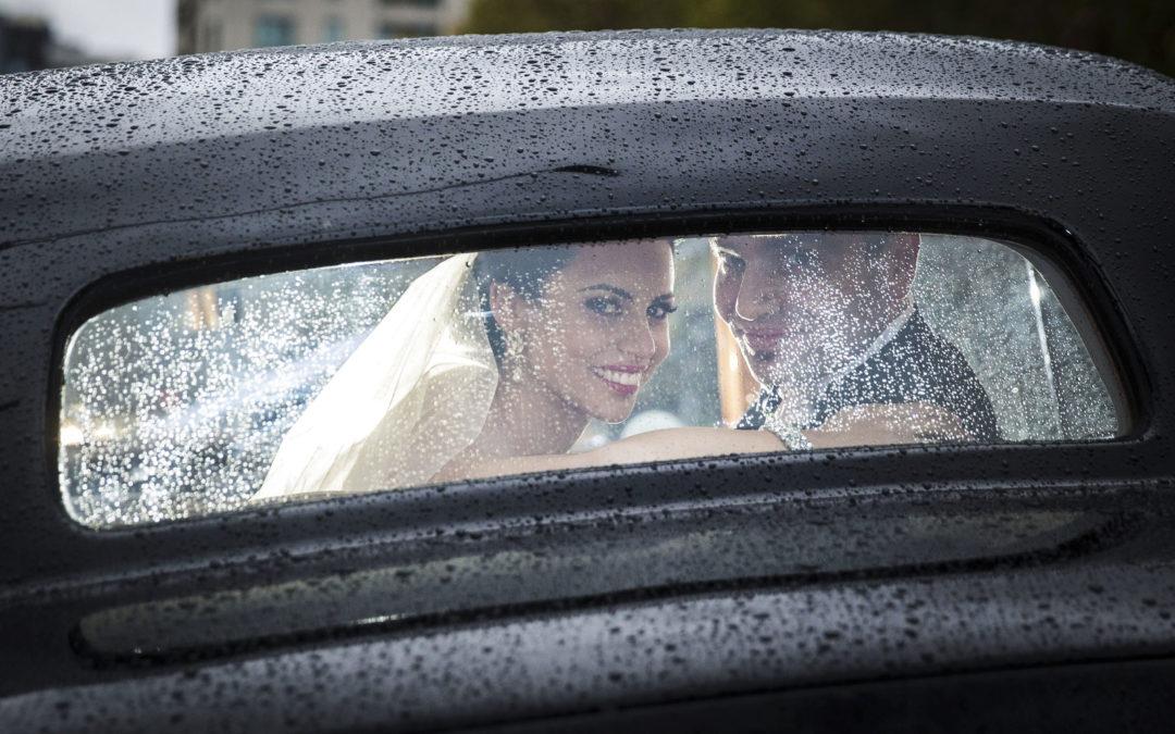 Elaine & Steve – A Classic Melbourne Wedding