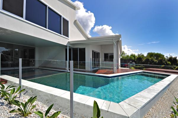 Paradise pools pool services for Pool builders yamba