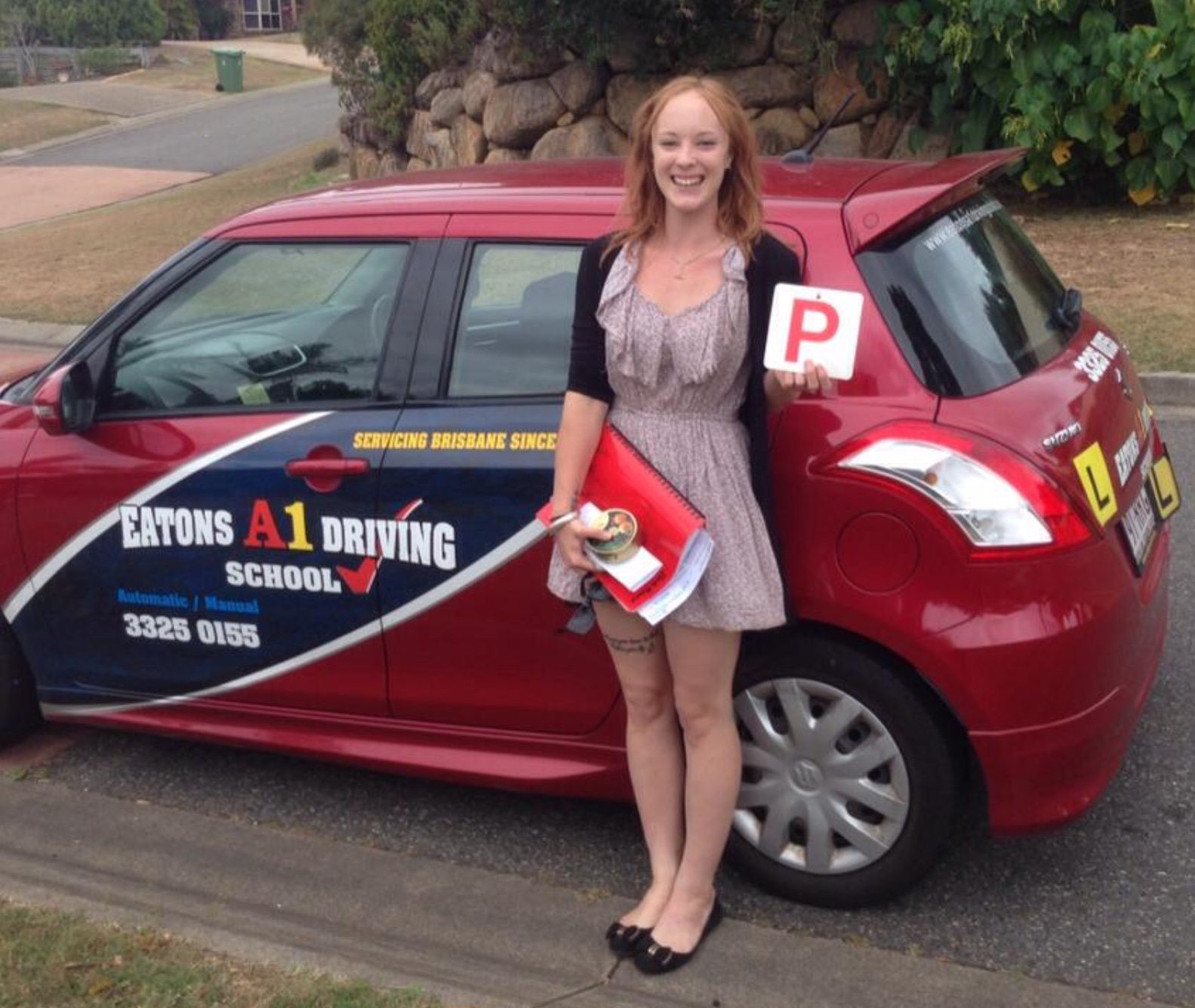 Eatons A1 Driving School, Driving Instructor
