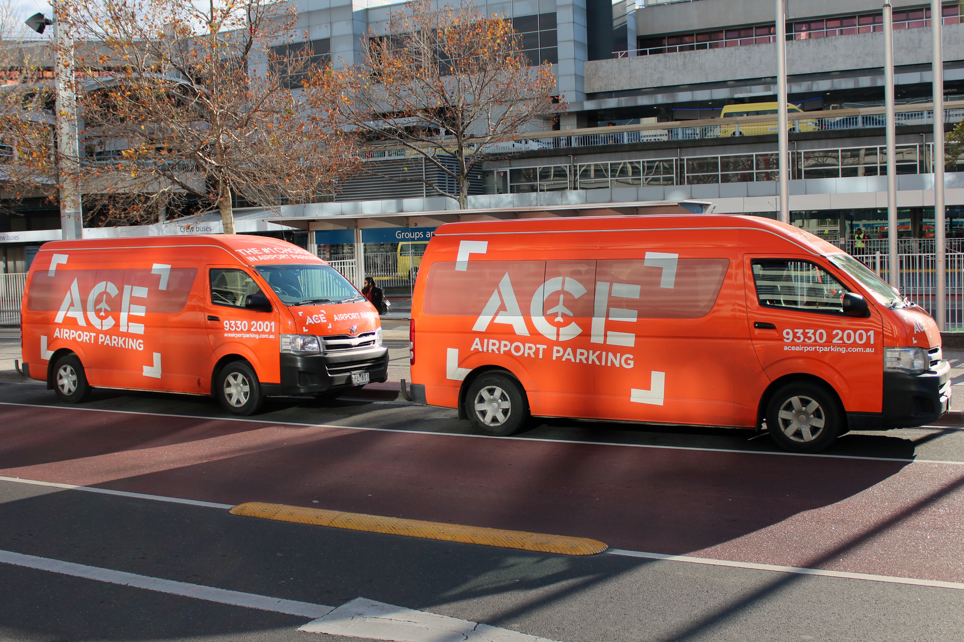 Ace Airport Parking Pty Ltd Storage Solutions