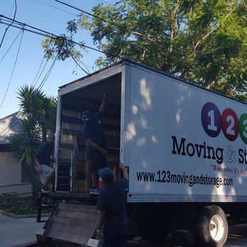 Superb Because 123 Moving And Storage Aims For 100% Customer Satisfaction We Go  The Extra Steps To Make Sure You Are Happy With Our Service.