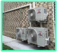 Air Conditioners Installed