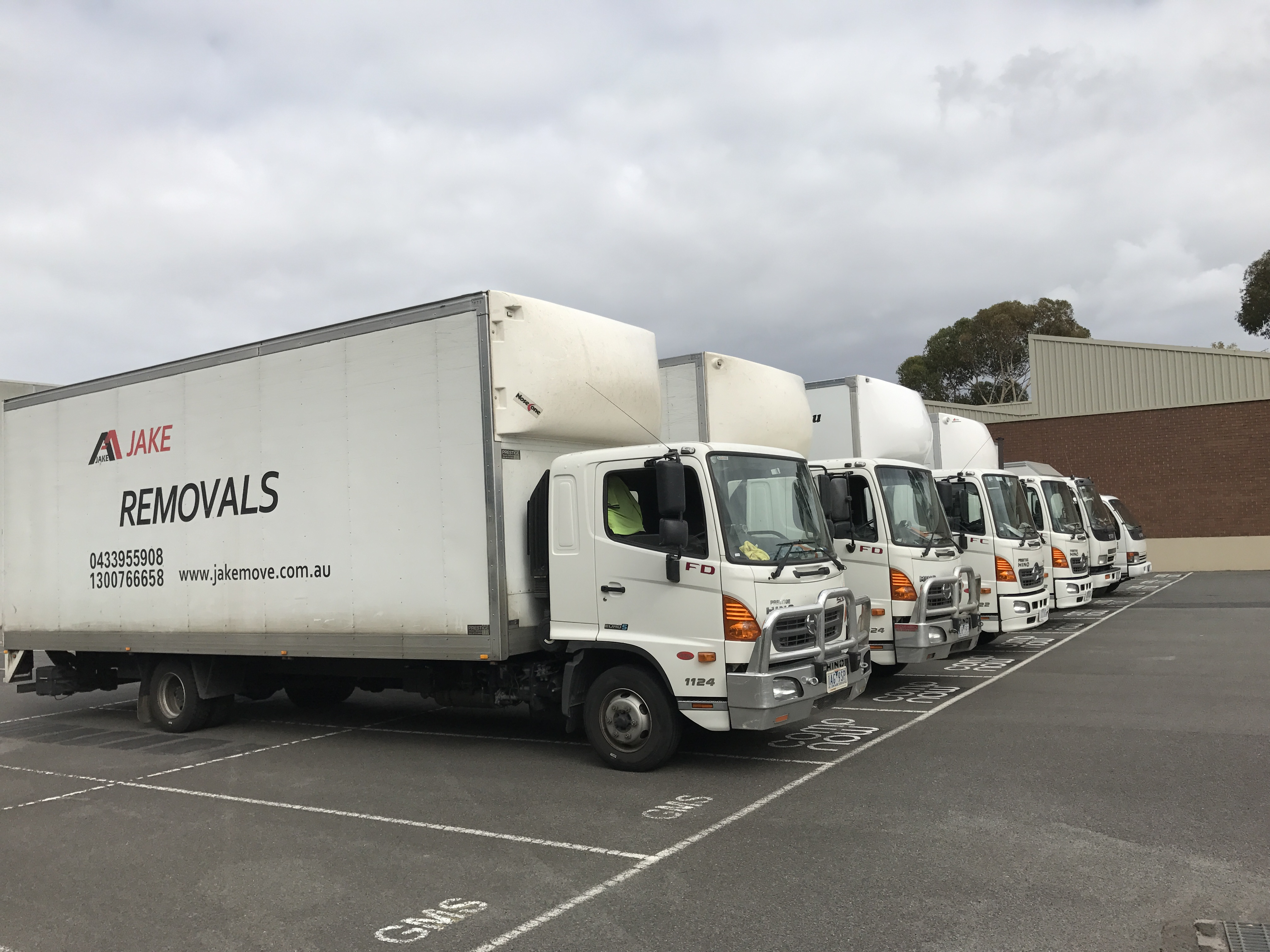 Jake Removals Amp Storage Removalists