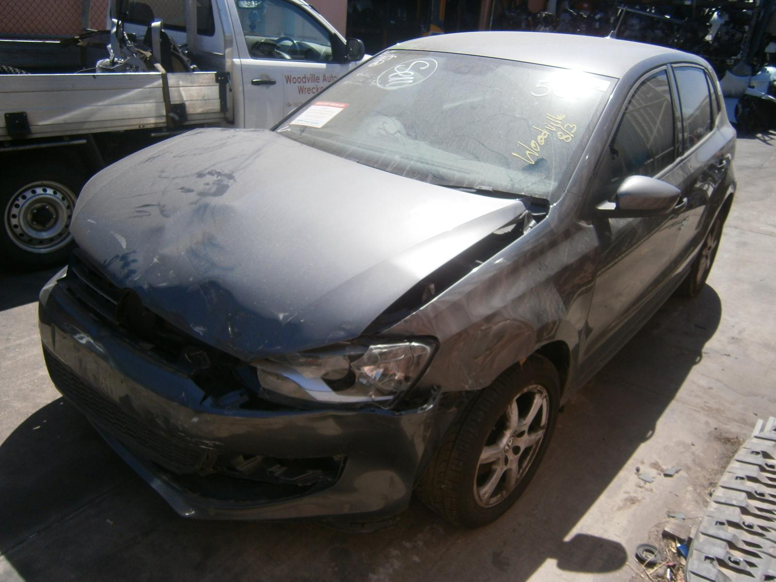 View Auto part Airbag Assembly Volkswagen Polo 2012