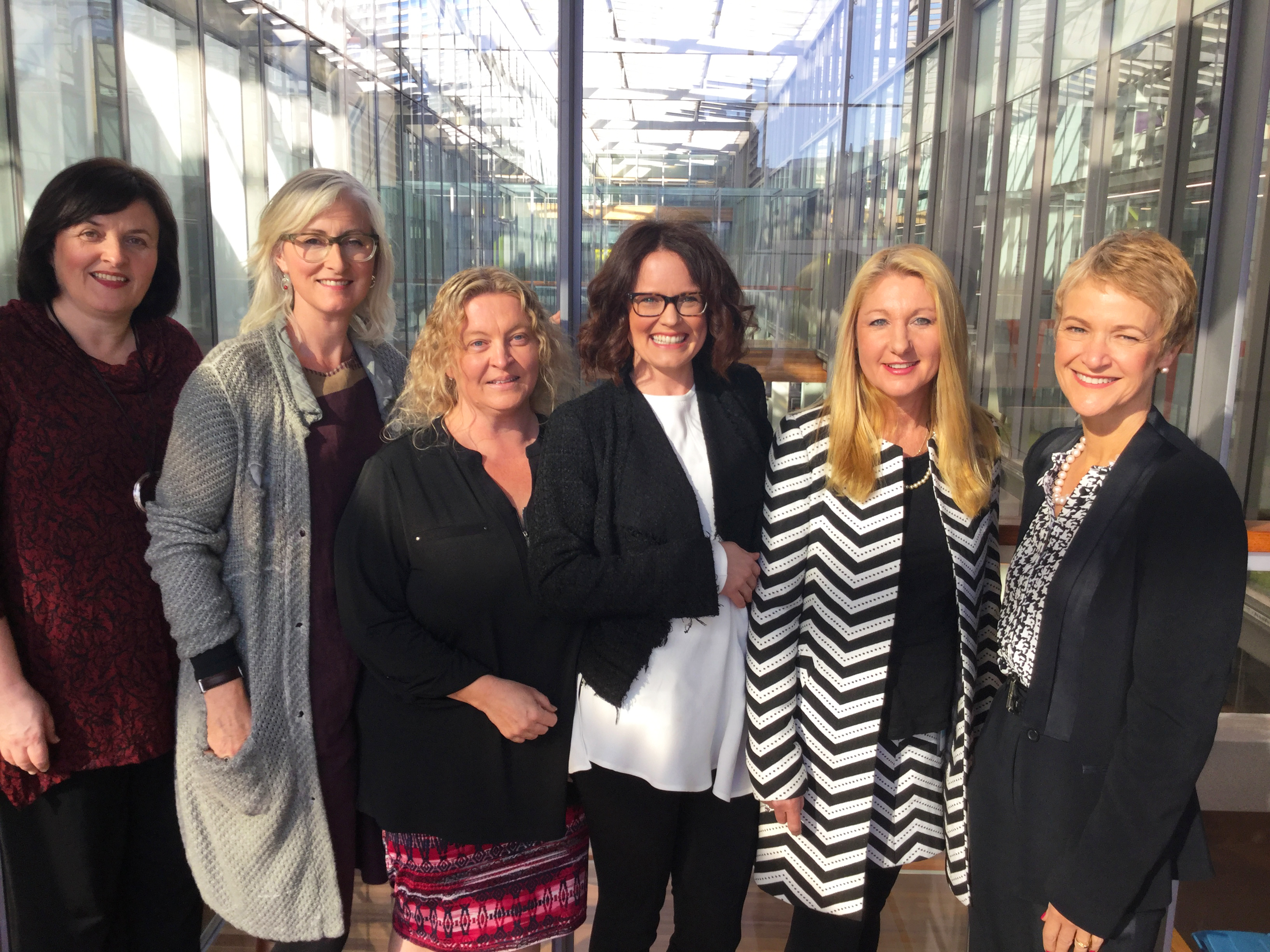 Creativity and innovation in teaching: an interview with the award winning UTS Midwifery team