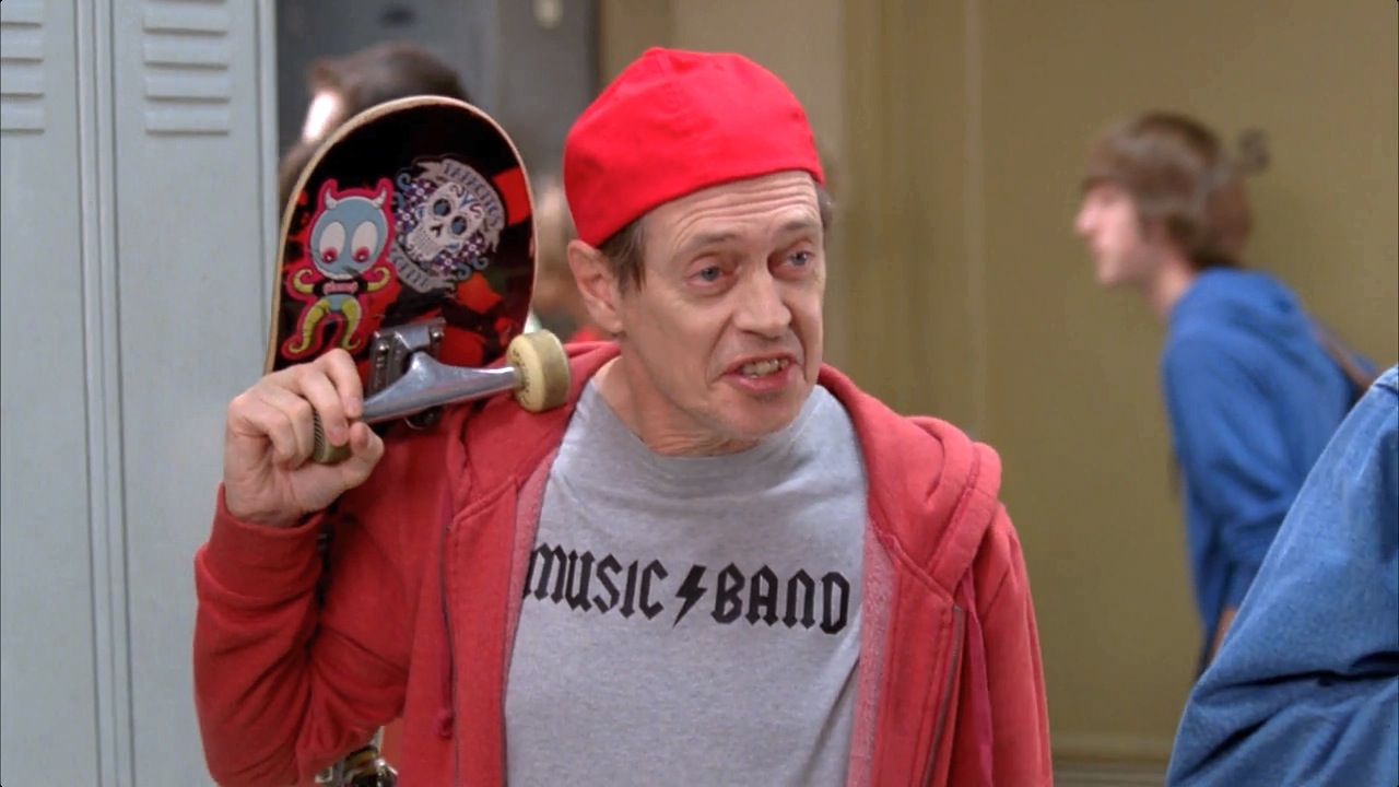 How to use memes in teaching – without turning into Steve Buscemi