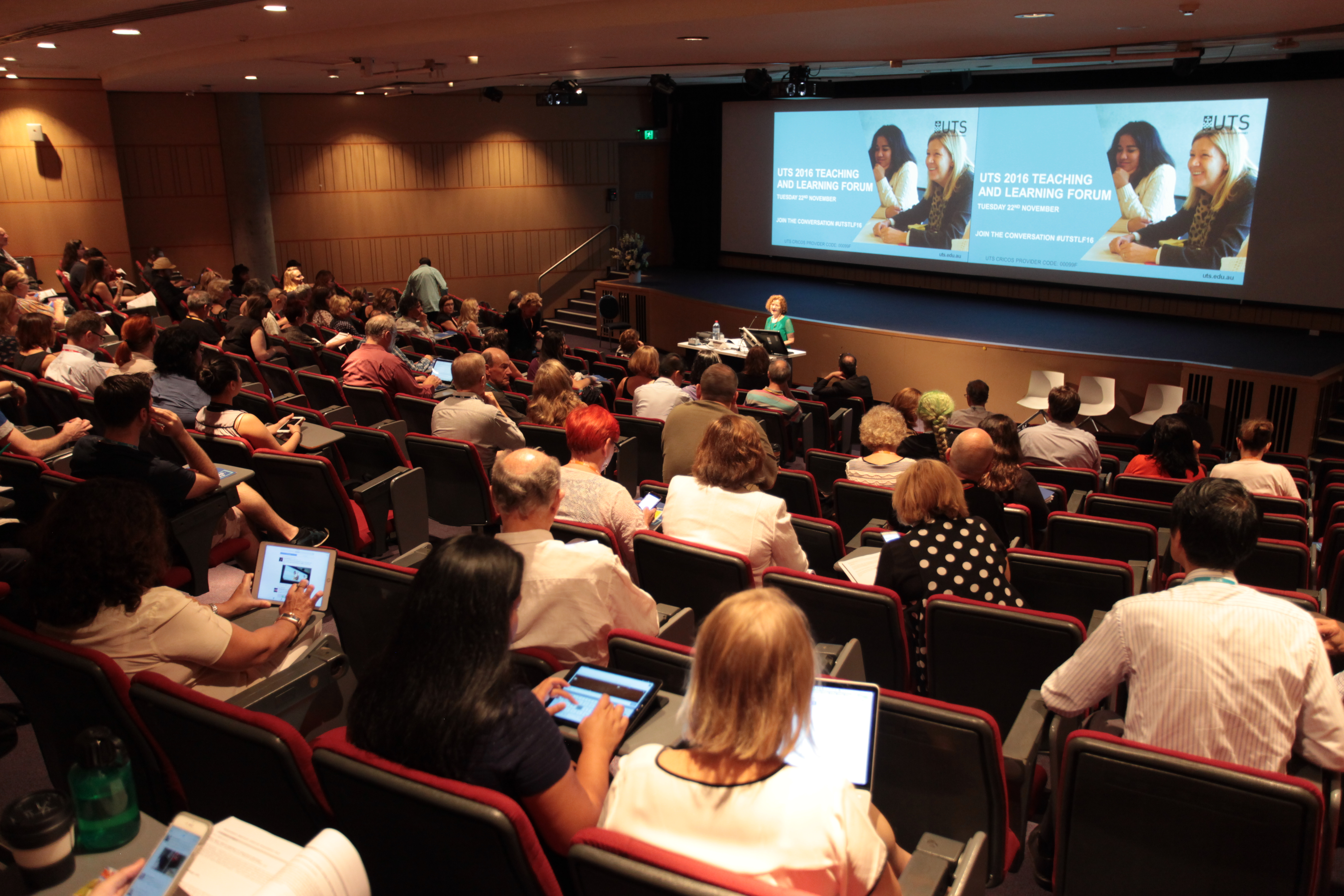 Come to the 2017 UTS Teaching and Learning Forum
