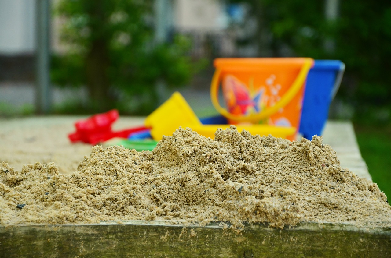 Getting a Canvas sandpit is easy as 1, 2, 3…
