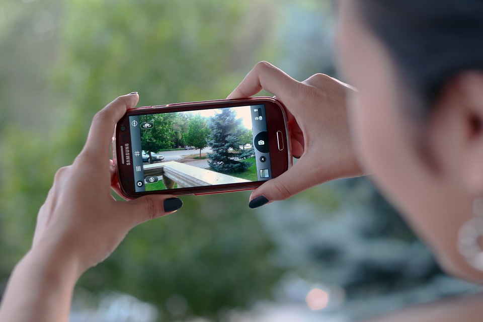 A quick guide to filming with mobile devices