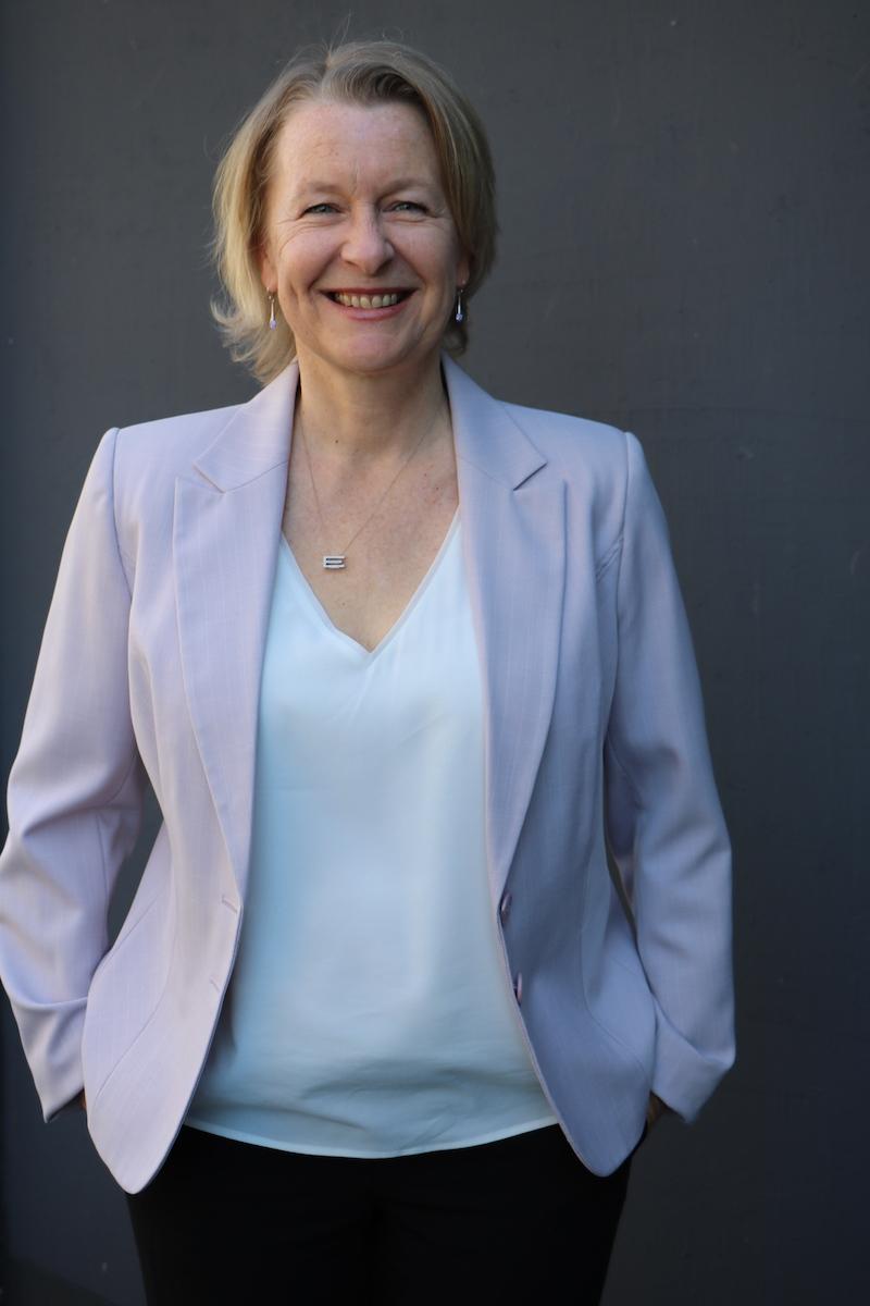 Elaine Huber