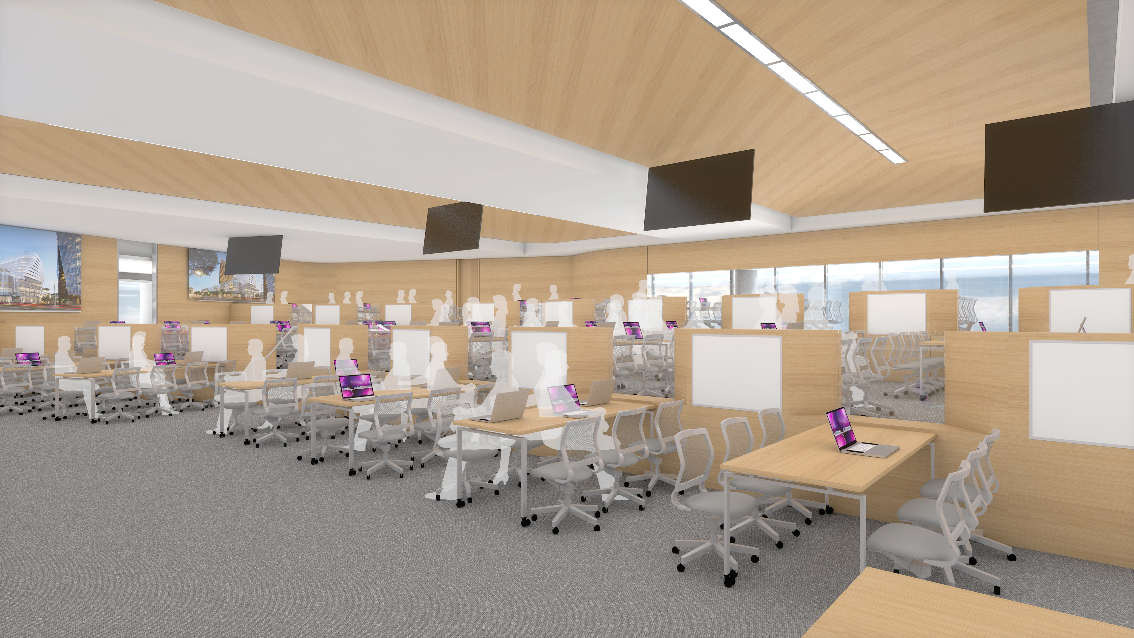 Want to be one of the first to teach in UTS Central's two new large collaborative spaces?