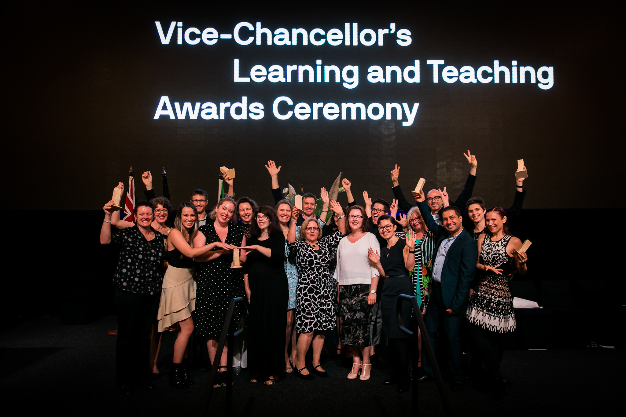 It's a wrap! Photos and video from the Learning and Teaching Awards Ceremony