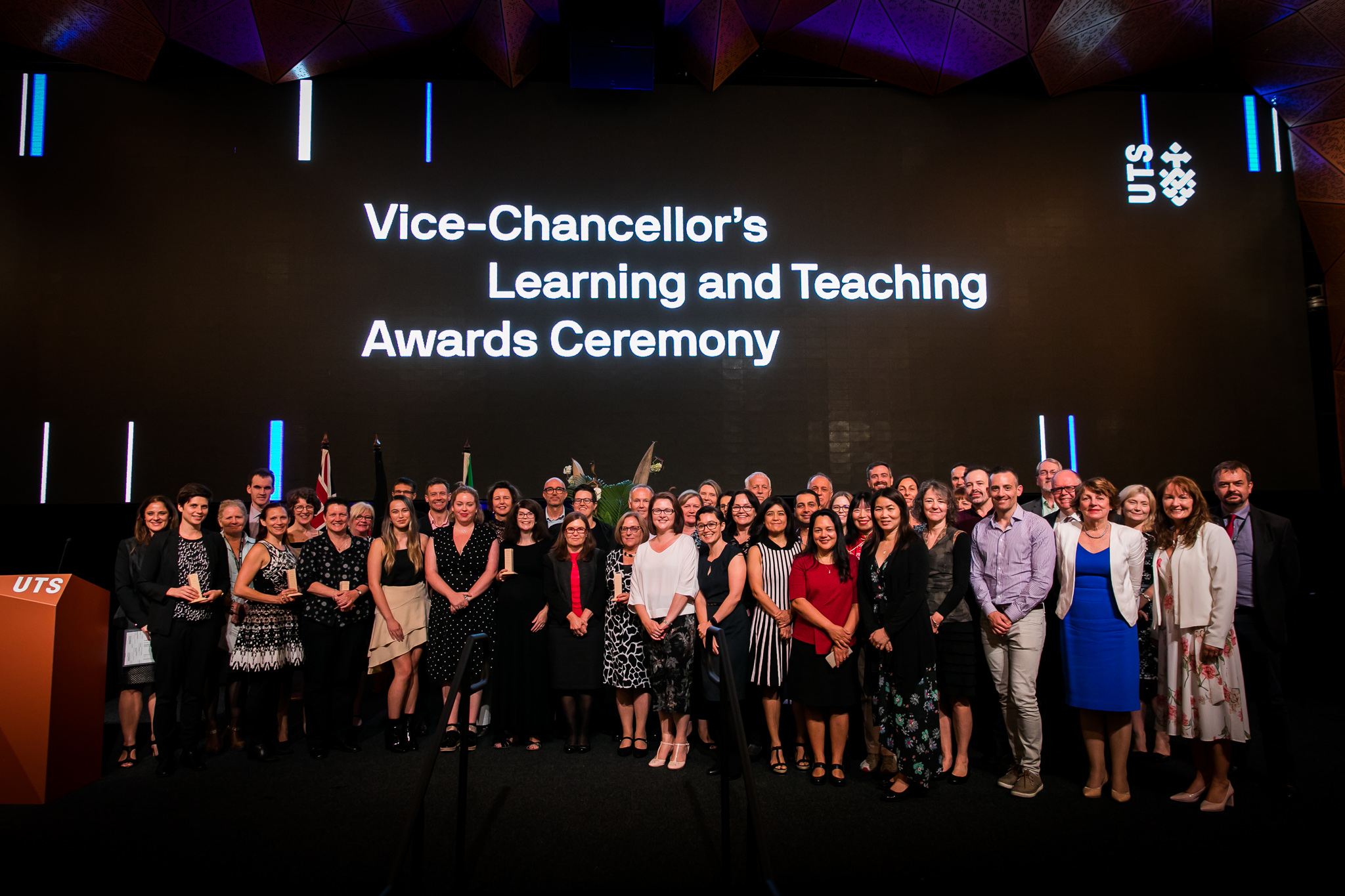 UTS Chancellors Learning & Teaching Showcase