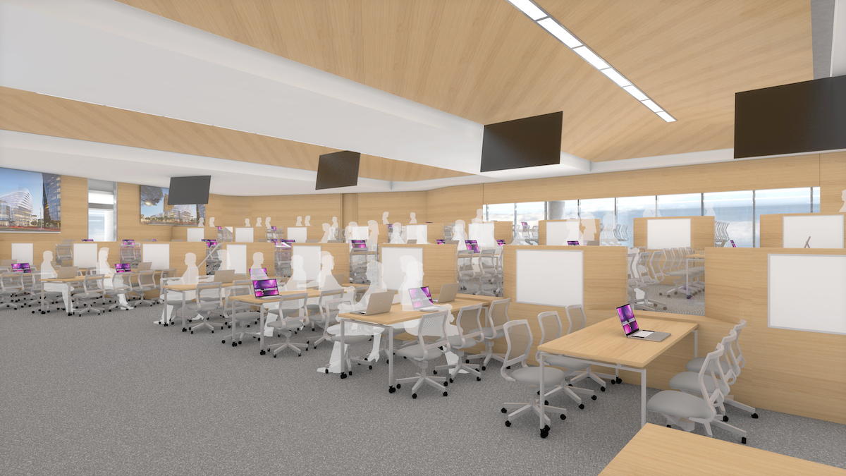 More chances to pitch ideas for UTS Central's new large collaborative classrooms