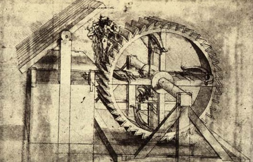 Mechanical Engineering: Wind power, machines and Leonardo da Vinci