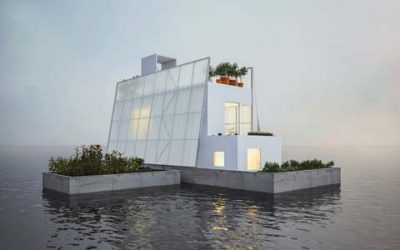 Engineering a better world: Floating Houses
