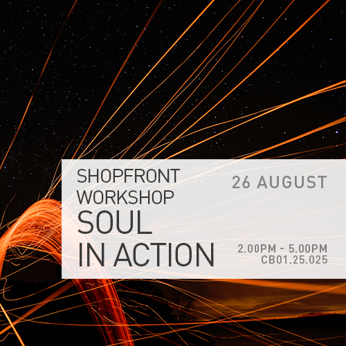SOUL in Action – Shopfront Event
