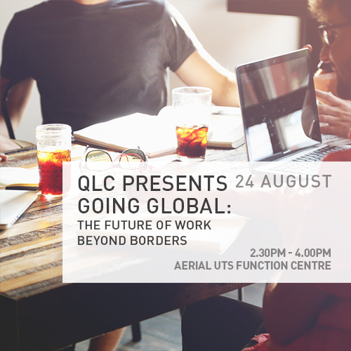 QLC Presents Going Global