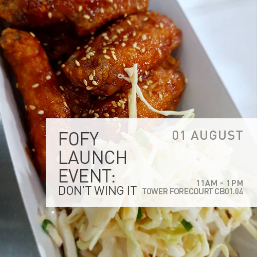 FOFY Launch Event