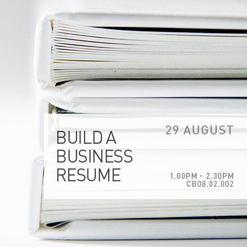 Resumes for Business Students