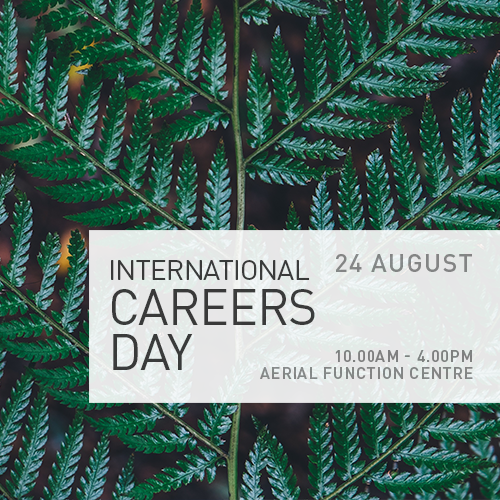 International Careers Day