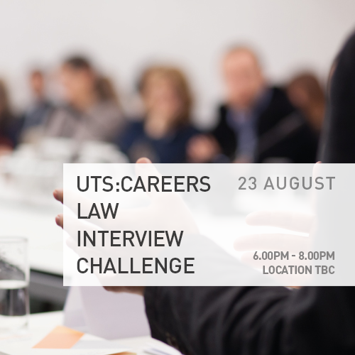 UTS:Careers Law Interview Challenge