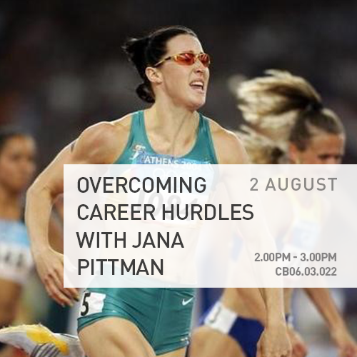 Overcoming Career Hurdles with Jana Pittman