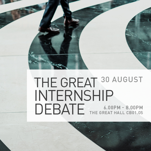 The Great Internship Debate
