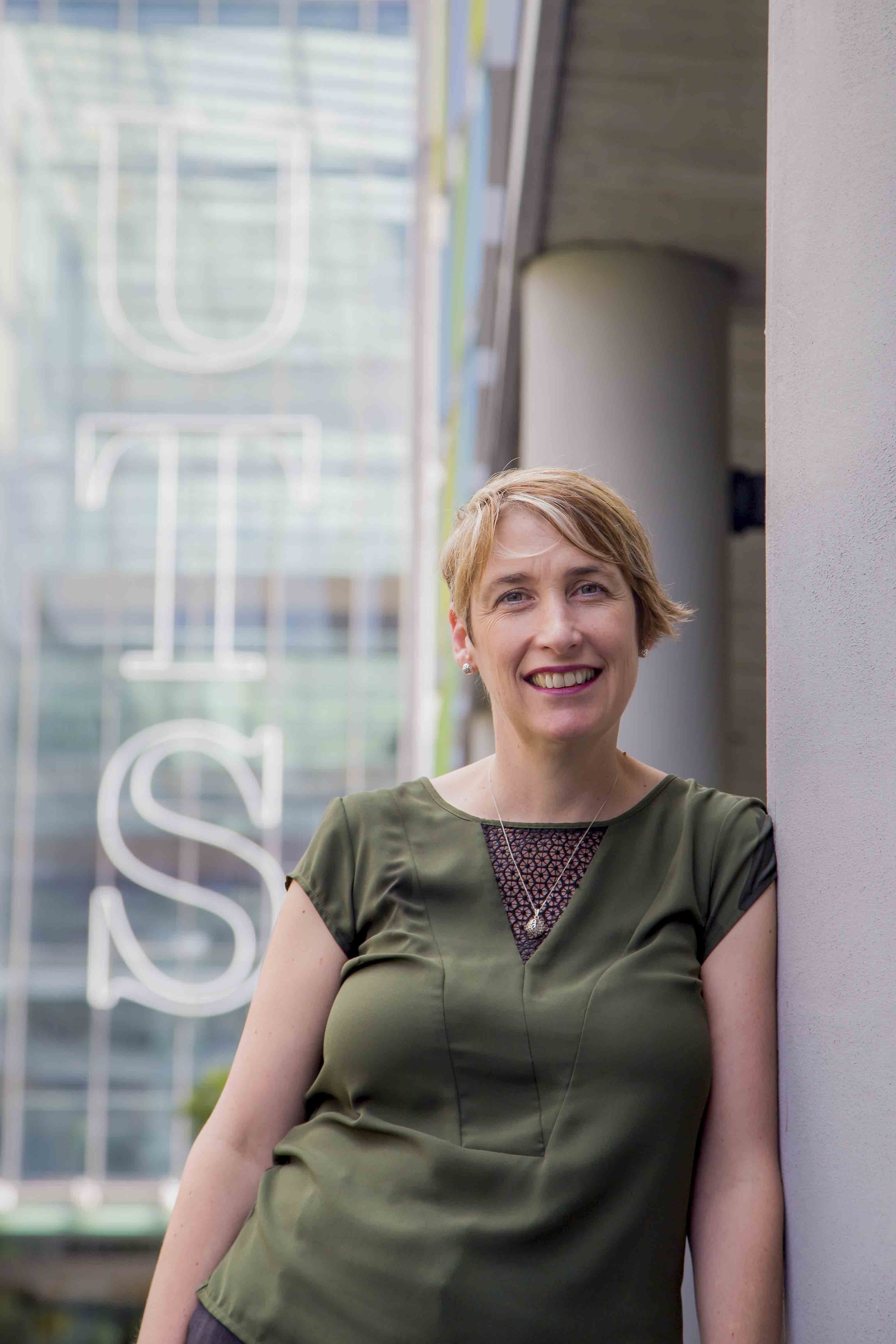 Photo of Dr Willa Huston, UTS Faculty of Science