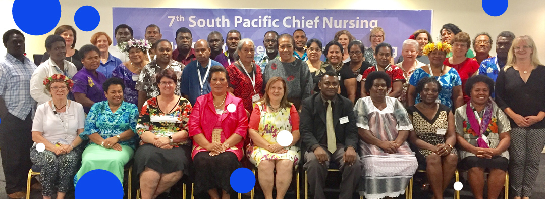 Networking for better health: the South Pacific Chief Nursing and Midwifery Officers Alliance