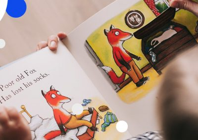 'The Picture Books Project' rekindles joys of reading among homeless youth