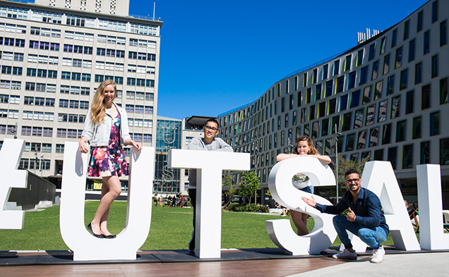 UTS International students