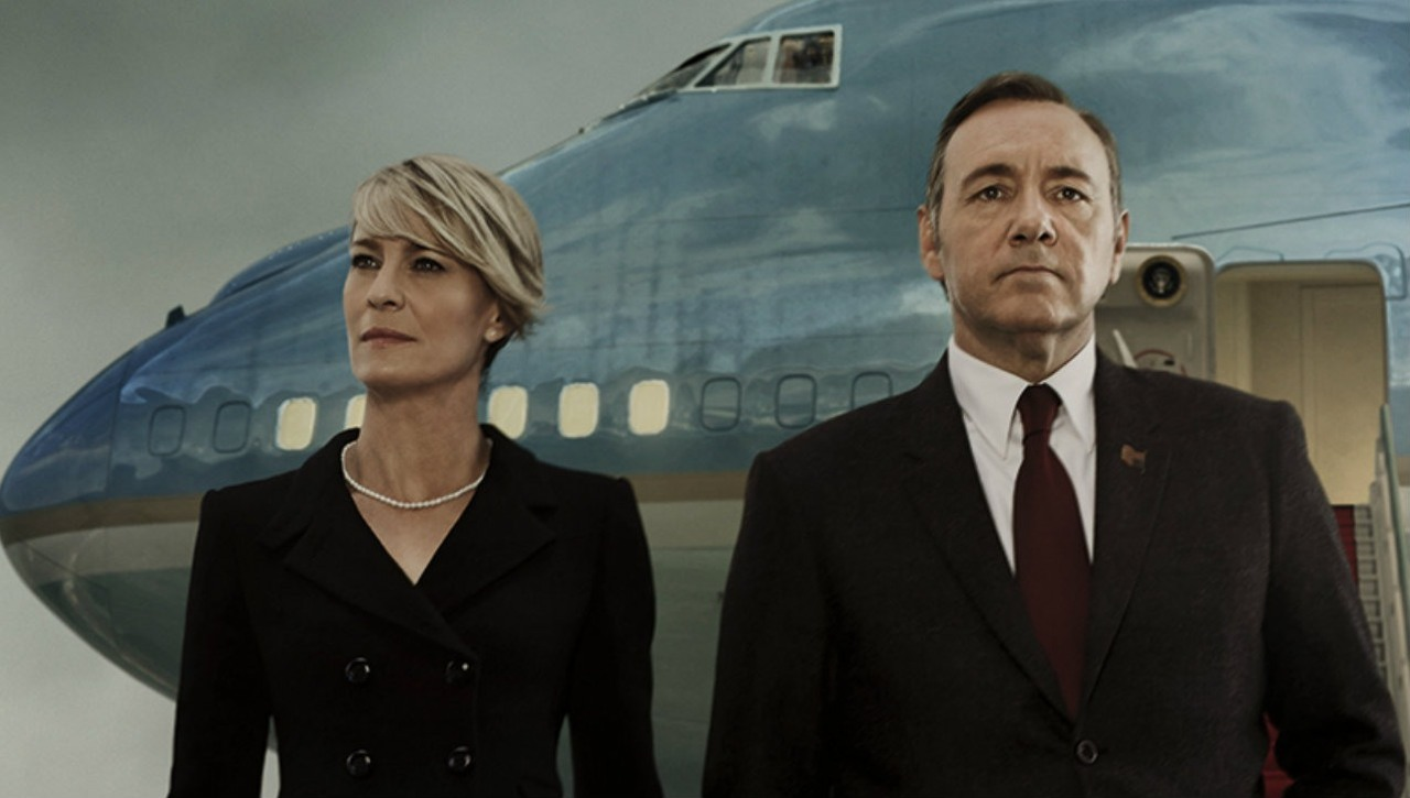 House of Cards? More Like Travel Cards