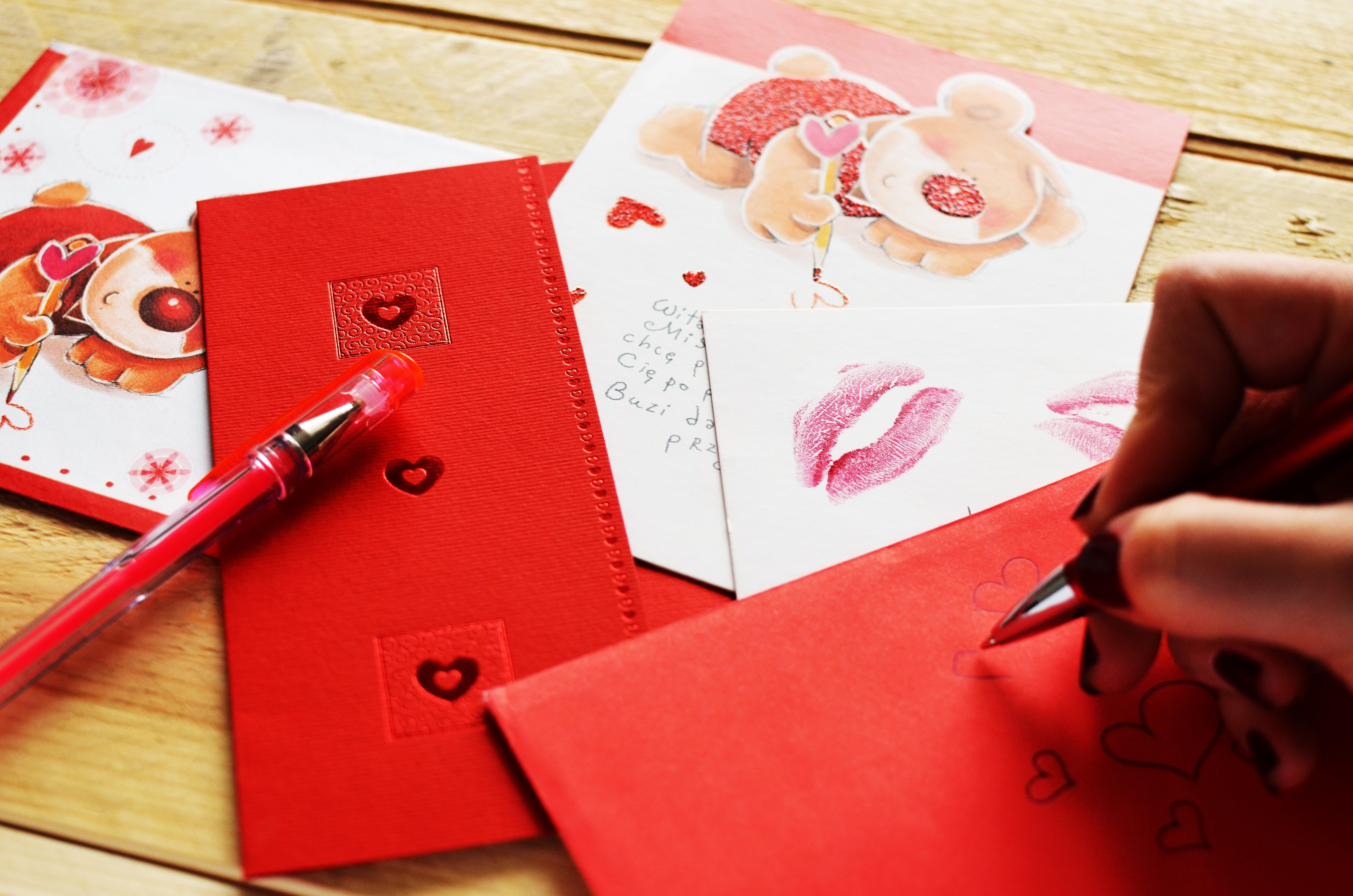 Cover Letters and Love Letters