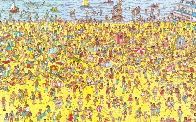 The Where's Wally Career Map You Never Knew You Needed