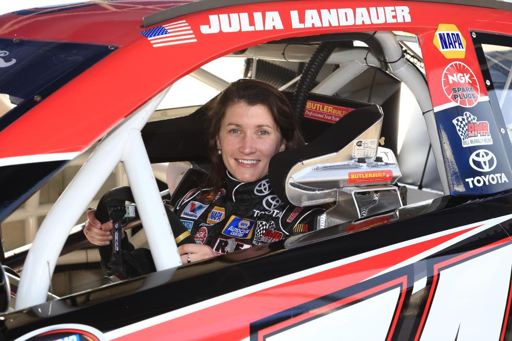 Julia Landauer: Don't Let Expectations and Stereotypes Hold You Back