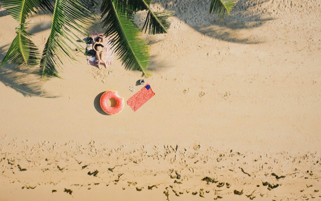 4 Easy Ways to Boost Your Career from the Beach