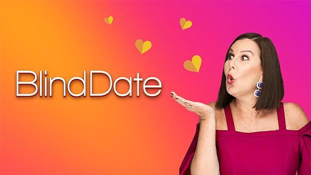 host of channel ten's show blind date
