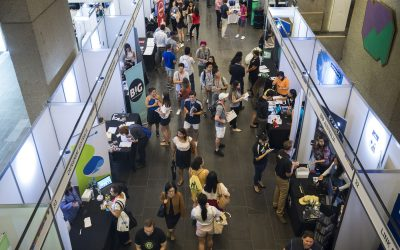 Can Attending a Careers Fair Help Get You a Job? Xueting Su's Story