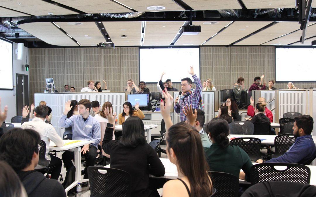Hackathon internship winners: Design Summer at UTS