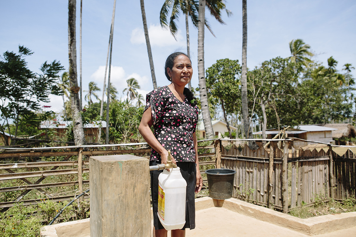 Climate change response for inclusive WASH: Indonesia and Timor-Leste