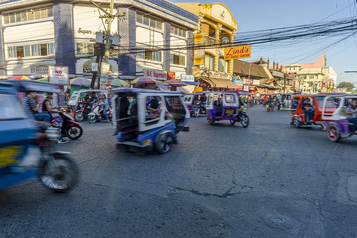 Iloilo and Zamboanga, Philippines