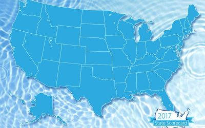 The water efficiency and conservation state scorecard: an assessment of laws