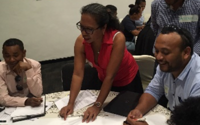 WASH and gender civil society organisation partnerships: Initial workshop in Dili, Timor-Leste