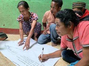 Envisioning the desired future for community WASH under climate change