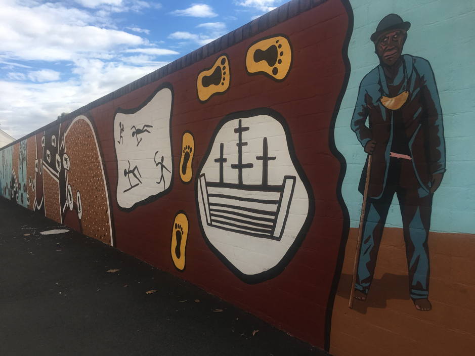 Redfern mural