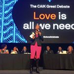 The debate with heart