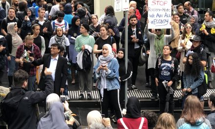 Uniting for Christchurch's Muslims